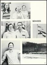 1973 Nederland High School Yearbook Page 18 & 19