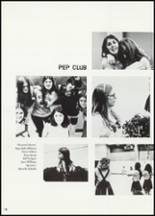 1973 Nederland High School Yearbook Page 20 & 21