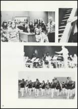 1973 Nederland High School Yearbook Page 22 & 23