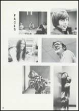 1973 Nederland High School Yearbook Page 24 & 25
