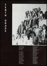 1973 Nederland High School Yearbook Page 26 & 27