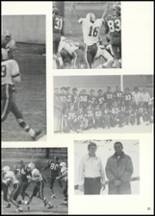 1973 Nederland High School Yearbook Page 28 & 29