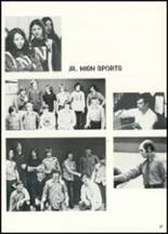 1973 Nederland High School Yearbook Page 30 & 31