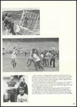 1973 Nederland High School Yearbook Page 32 & 33