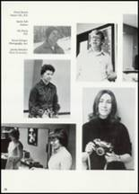 1973 Nederland High School Yearbook Page 34 & 35