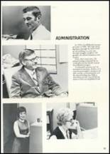 1973 Nederland High School Yearbook Page 36 & 37