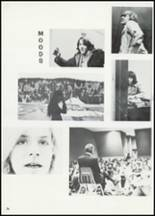 1973 Nederland High School Yearbook Page 38 & 39