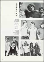 1973 Nederland High School Yearbook Page 40 & 41