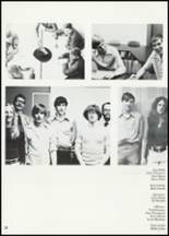 1973 Nederland High School Yearbook Page 42 & 43