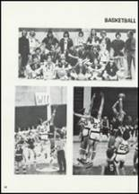 1973 Nederland High School Yearbook Page 46 & 47