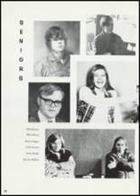 1973 Nederland High School Yearbook Page 50 & 51