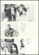 1973 Nederland High School Yearbook Page 52 & 53