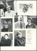 1973 Nederland High School Yearbook Page 54 & 55