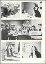 1973 Nederland High School Yearbook Page 56 & 57