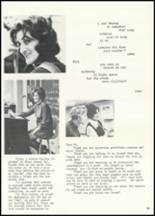 1973 Nederland High School Yearbook Page 58 & 59
