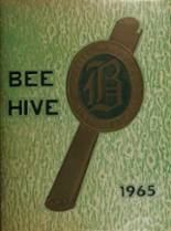 1965 Yearbook Behrman High School