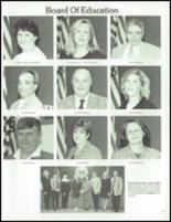 2002 Washington Township High School Yearbook Page 22 & 23