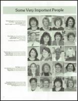 2002 Washington Township High School Yearbook Page 26 & 27