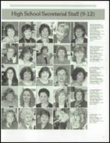 2002 Washington Township High School Yearbook Page 30 & 31