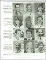2002 Washington Township High School Yearbook Page 36 & 37