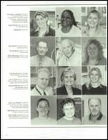 2002 Washington Township High School Yearbook Page 38 & 39