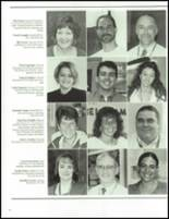 2002 Washington Township High School Yearbook Page 40 & 41