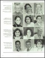 2002 Washington Township High School Yearbook Page 42 & 43