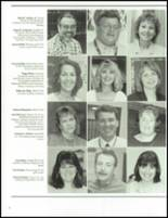 2002 Washington Township High School Yearbook Page 46 & 47