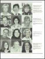 2002 Washington Township High School Yearbook Page 50 & 51