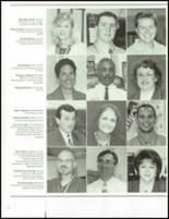 2002 Washington Township High School Yearbook Page 54 & 55