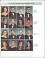 2002 Washington Township High School Yearbook Page 62 & 63