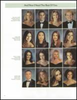 2002 Washington Township High School Yearbook Page 70 & 71
