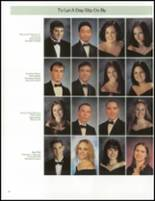 2002 Washington Township High School Yearbook Page 84 & 85