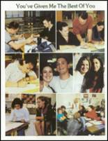 2002 Washington Township High School Yearbook Page 100 & 101