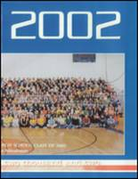 2002 Washington Township High School Yearbook Page 102 & 103