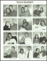 2002 Washington Township High School Yearbook Page 112 & 113
