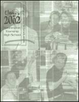 2002 Washington Township High School Yearbook Page 132 & 133