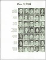 2002 Washington Township High School Yearbook Page 162 & 163