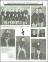 2002 Washington Township High School Yearbook Page 220 & 221
