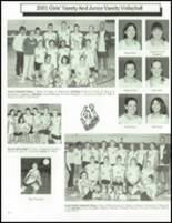 2002 Washington Township High School Yearbook Page 222 & 223