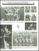 2002 Washington Township High School Yearbook Page 230 & 231