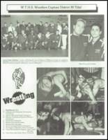 2002 Washington Township High School Yearbook Page 240 & 241