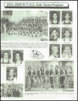 2002 Washington Township High School Yearbook Page 244 & 245