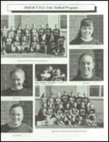 2002 Washington Township High School Yearbook Page 248 & 249