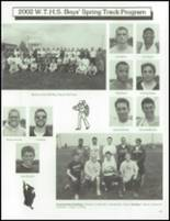 2002 Washington Township High School Yearbook Page 252 & 253
