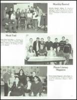 2002 Washington Township High School Yearbook Page 262 & 263