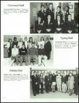 2002 Washington Township High School Yearbook Page 266 & 267