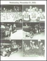 2002 Washington Township High School Yearbook Page 308 & 309