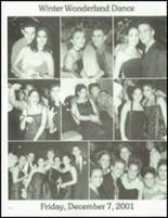 2002 Washington Township High School Yearbook Page 312 & 313