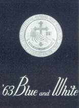 1963 Yearbook West Philadelphia Catholic High School